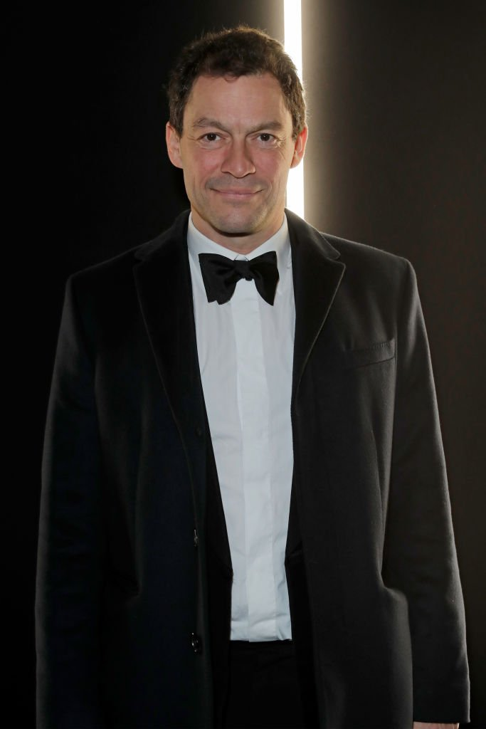 Dominic West at the dunhill & Dylan Jones Pre-BAFTA dinner at dunhill Bourdon House on January 29, 2020 | Photo: Getty Images