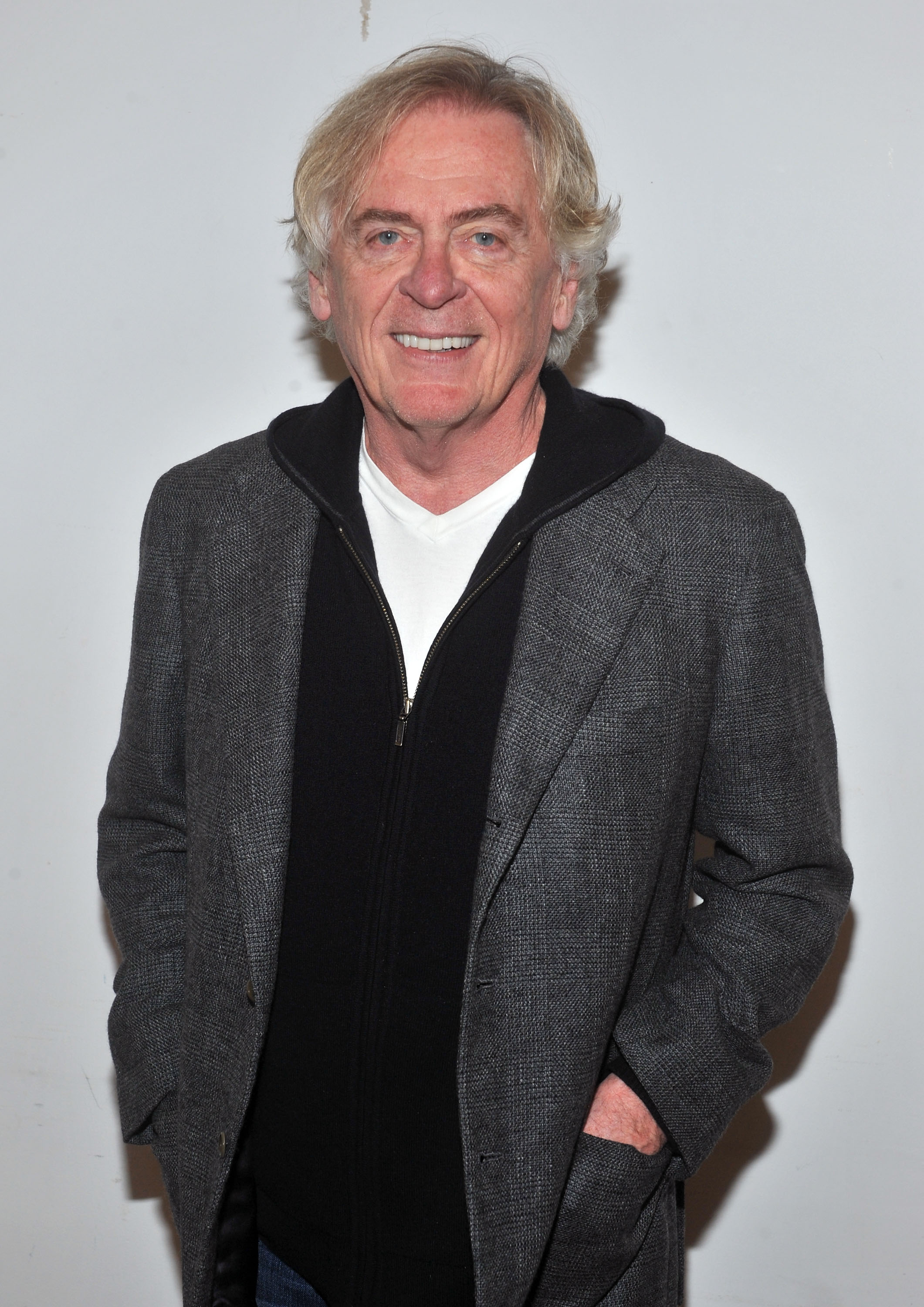 "Daniel Davis at the ""Black Tie"" cast photo call on December 21, 2010 