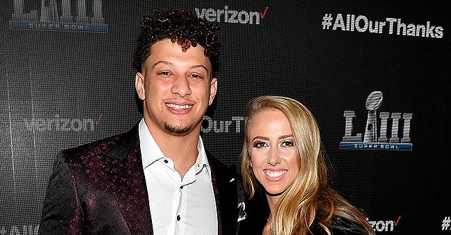 Patrick Mahomes' Girlfriend Brittany Matthews Shares Thoughts after He Signed a Huge Contract Deal
