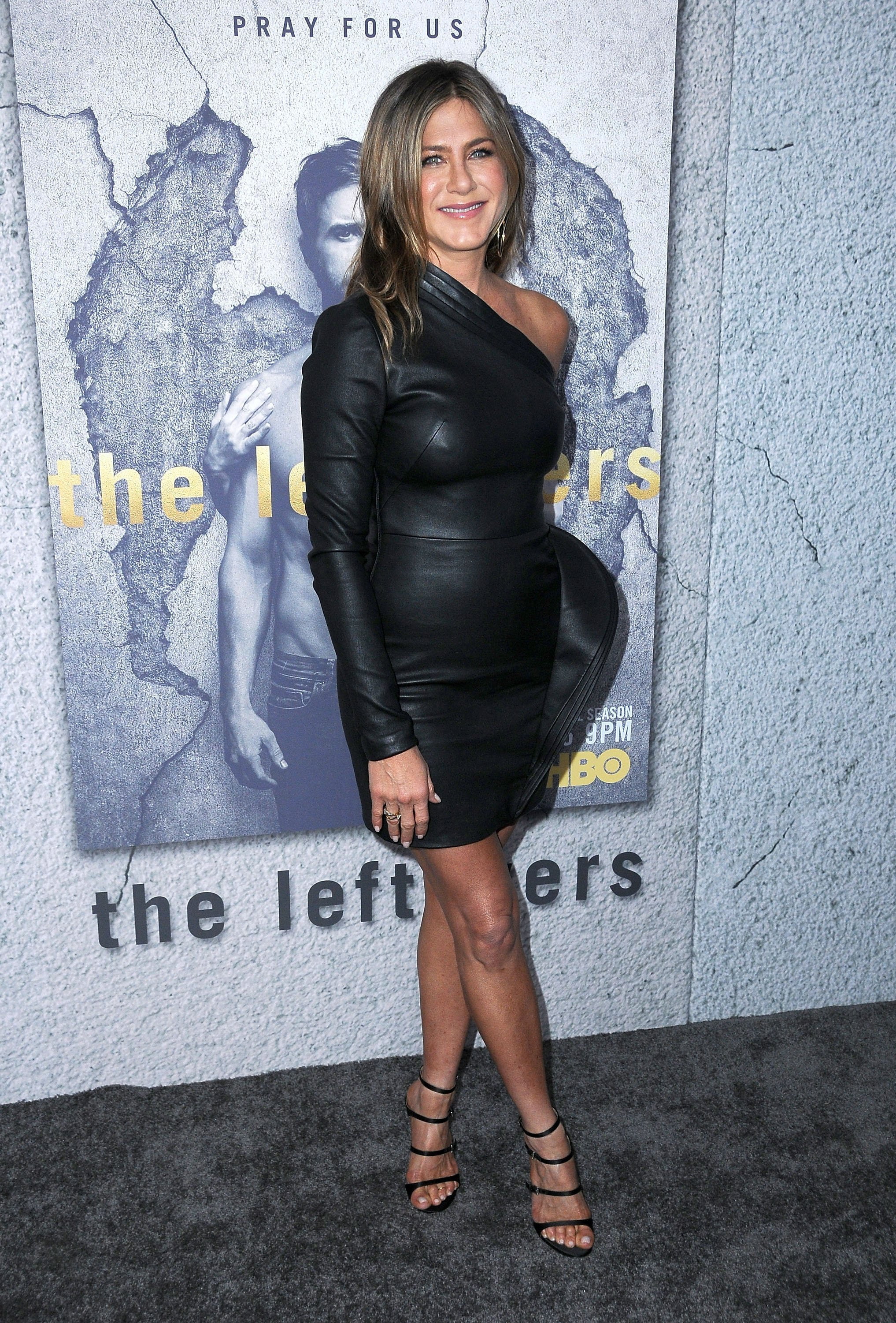 "Jennifer Aniston at the premiere of ""The Leftovers"" 