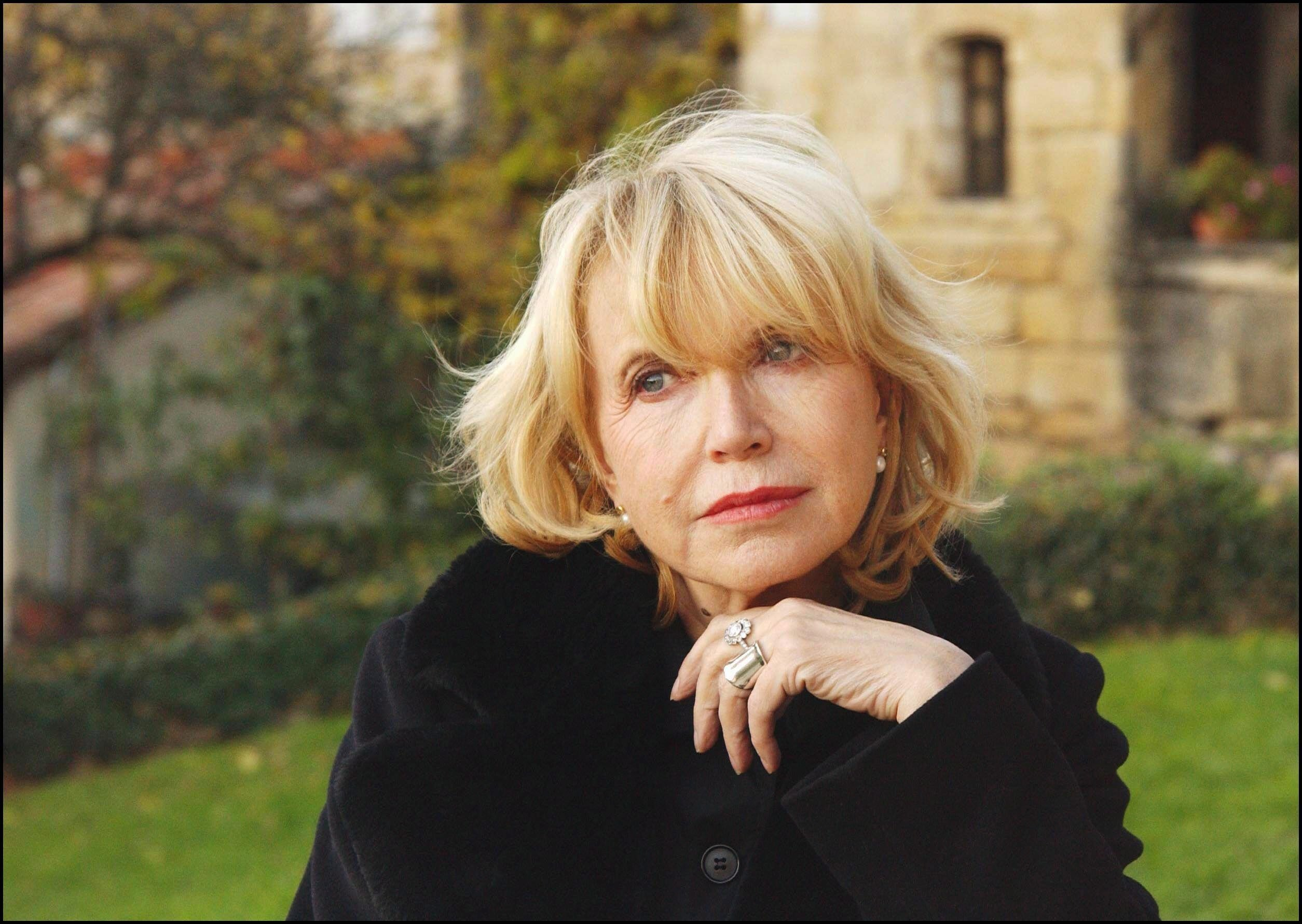 Bulle Ogier au 12e festival du film de Sarlat, 11 août /2003. | Photo : Getty Images