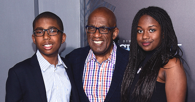Al Roker Is a Doting Husband and Proud Dad of Two Beautiful Kids