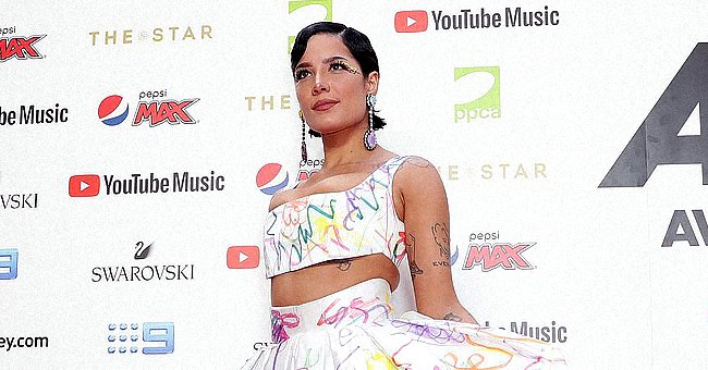 Halsey at the 33rd Annual ARIA Awards 2019 on November 27, 2019 in Sydney, Australia   Photo: Getty Images