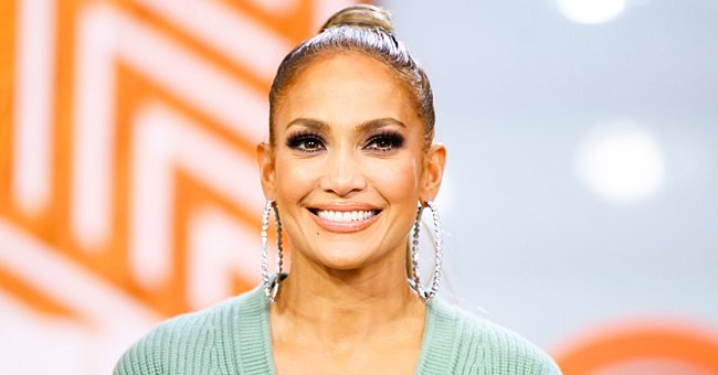 J Lo, 51, Poses in a Green Swimsuit as She Returns to Cold Weather after a Tropical Vacation