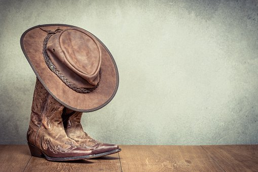 An essential footwear for cowboys - boots. | Photo: pixabay.com