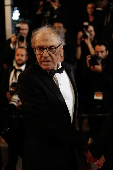 La photo de Jean-Louis Trintignant le 22 mai 2017 à Cannes, en France | Source: Getty Images / Global Ukraine