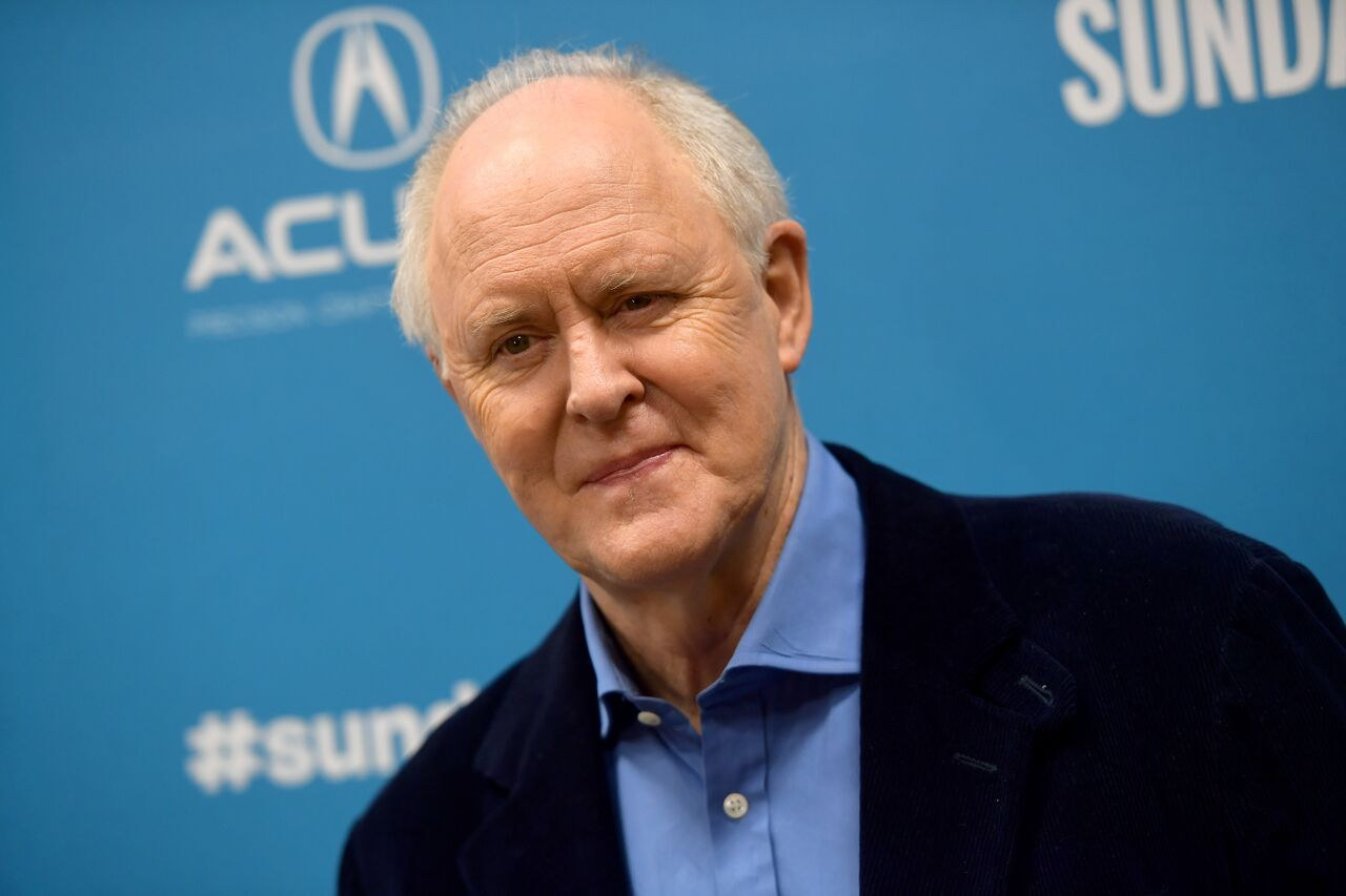 "John Lithgow attends ""The Tomorrow Man"" Premiere during the 2019 Sundance Film Festival. 