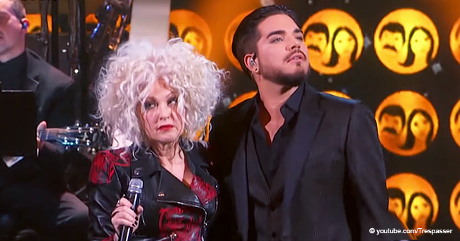 Adam Lambert & Cyndi Lauper's Duet Was so Good That It Still Leaves People in Awe