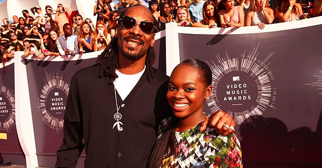 Snoop Dogg's Daughter Cori Shares Throwback Photo with Dad & His Grandson Zion on His 5th Birthday