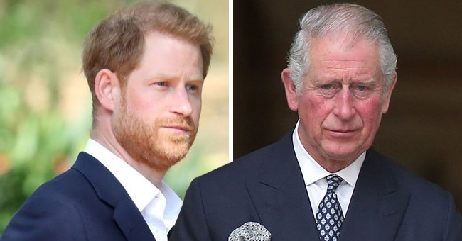 Us Weekly: Prince Harry's Interview Was Almost Burning Bridges with His Father Prince Charles