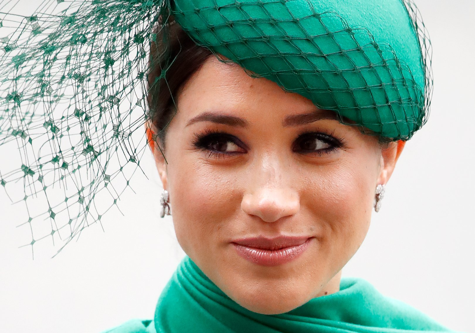 Meghan, Duchess of Sussex attends the Commonwealth Day Service 2020 at Westminster Abbey on March 9, 2020 in London, England.  Source: Getty Images