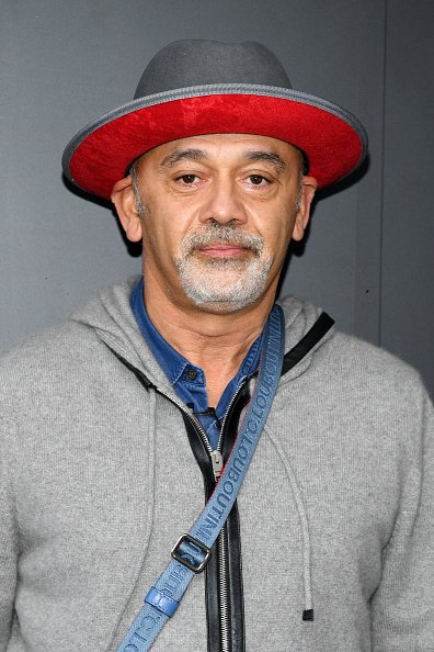 Christian Louboutin assiste au salon Louis Vuitton, le 06 octobre 2020 à Paris, France. | Photo : Getty Images
