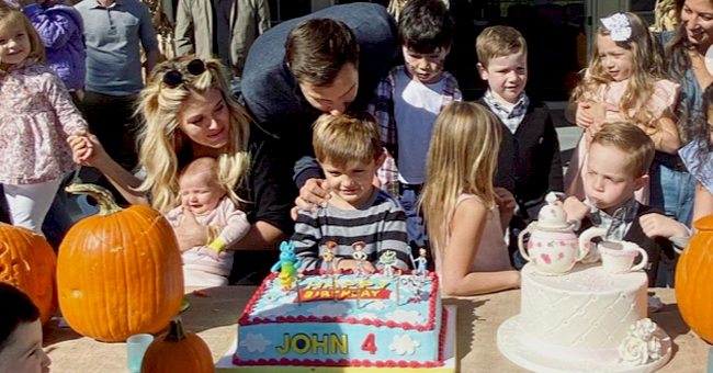 Dr Oz's Grandson Jovan Celebrates His 4th Birthday with Family Including Dear Granddad
