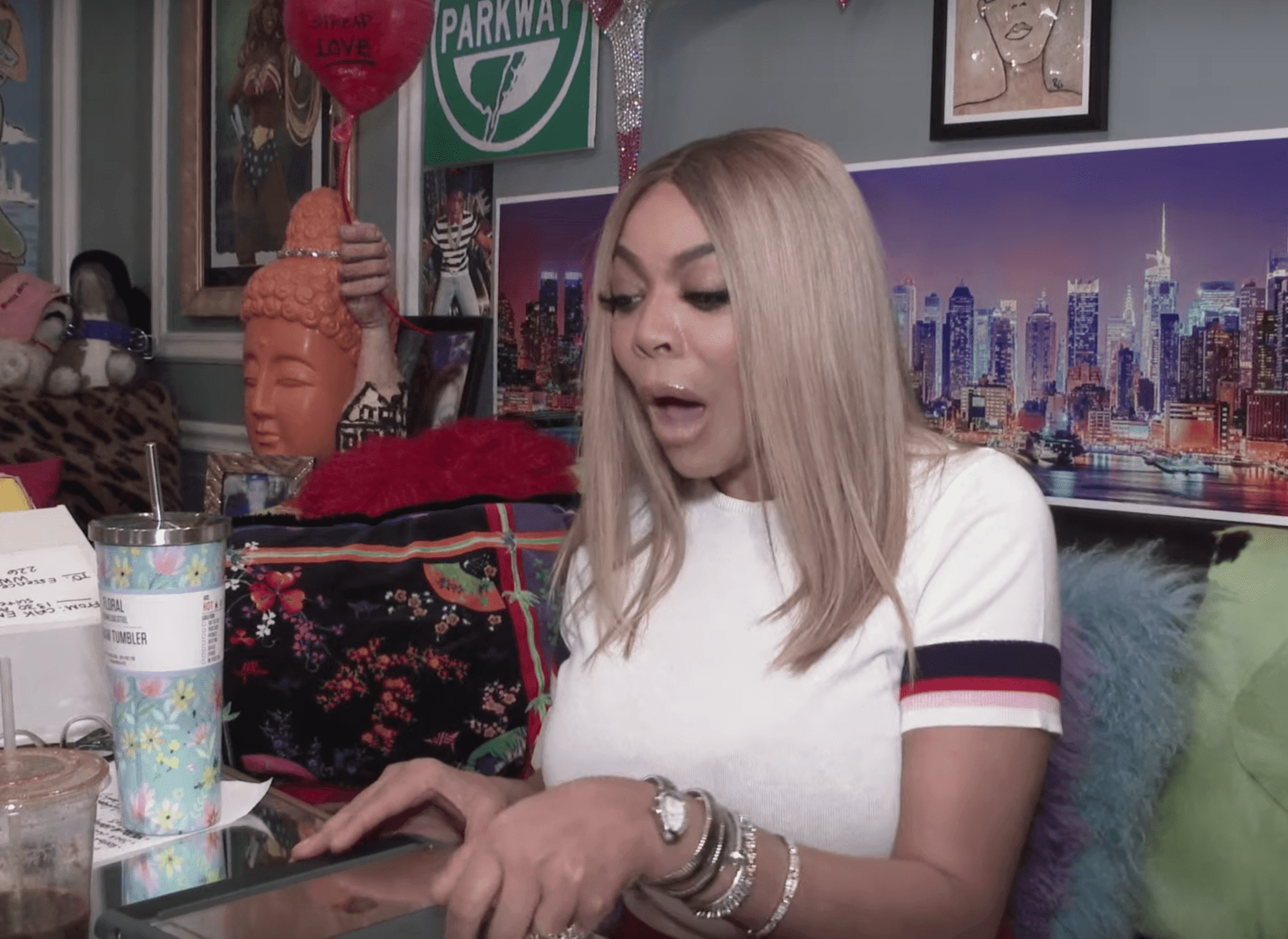 Wendy Williams. | Source: YouTube/ TheWendyWilliamsShow