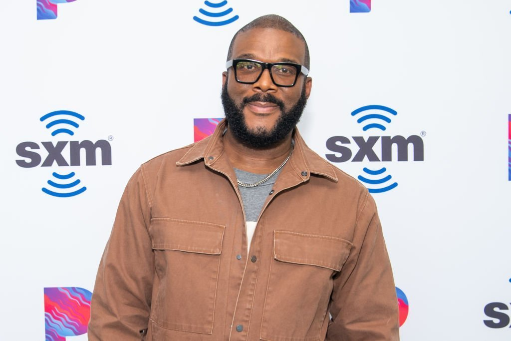 Tyler Perry attends 'Tyler Perry visits the SiriusXM Hollywood studios in Los Angeles' at SiriusXM Studios | Photo: Getty Images