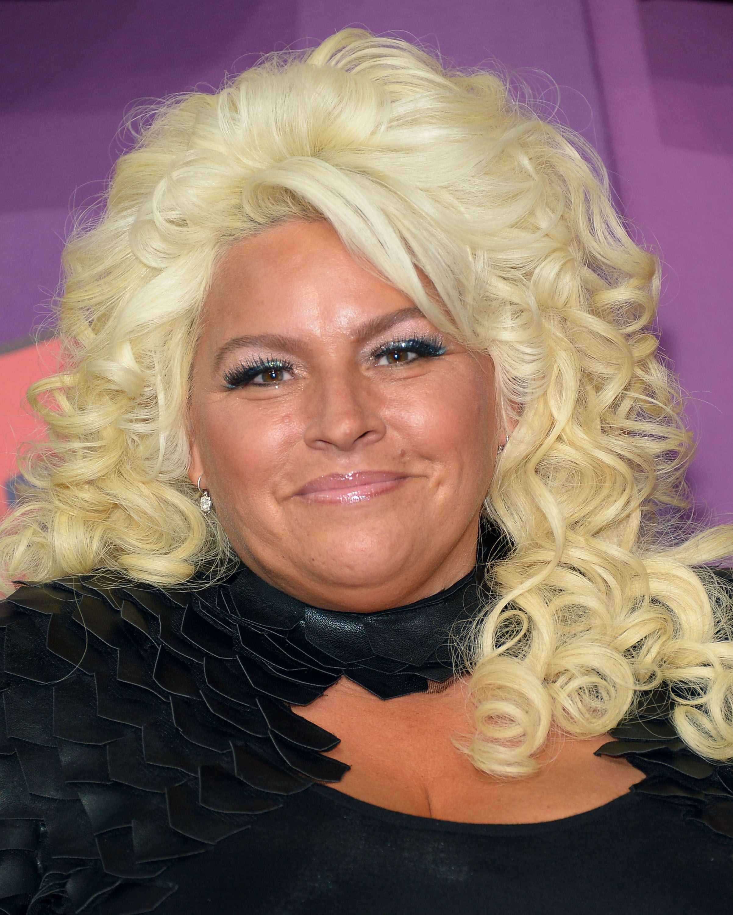 Beth Chapman at the CMT Music awards at the Bridgestone Arena on June 4, 2014 in Nashville, Tennessee | Photo: Getty Images