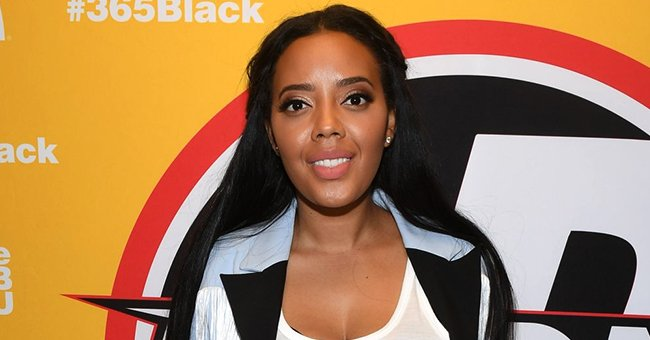 GUHH's Angela Simmons Slammed by Fans for Her Latest Fashion Choice in a Snake-Print Jumpsuit