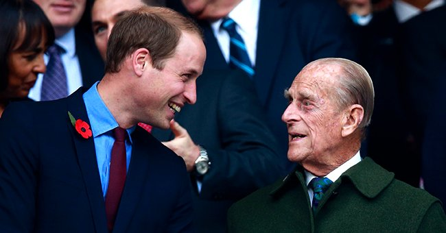 Prince Philip Played a Huge Role in Helping Prepare His Grandson Prince William as Future King