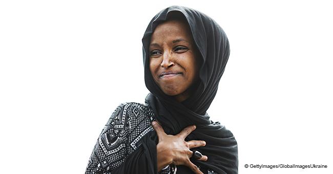 Trump Mocks Muslim Congresswoman Ilhan Omar Hours after She Received Death Threats