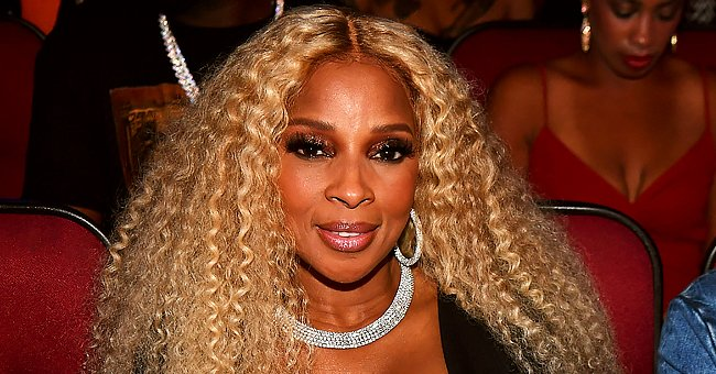 Mary J Blige Admits She Cried Heavily on Her 50th Birthday Last Month — Here's Why