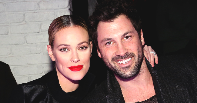Maksim Chmerkovskiy Swears to Love Wife Peta Murgatroyd for 'as Long as He Lives' on Their 2nd Wedding Anniversary