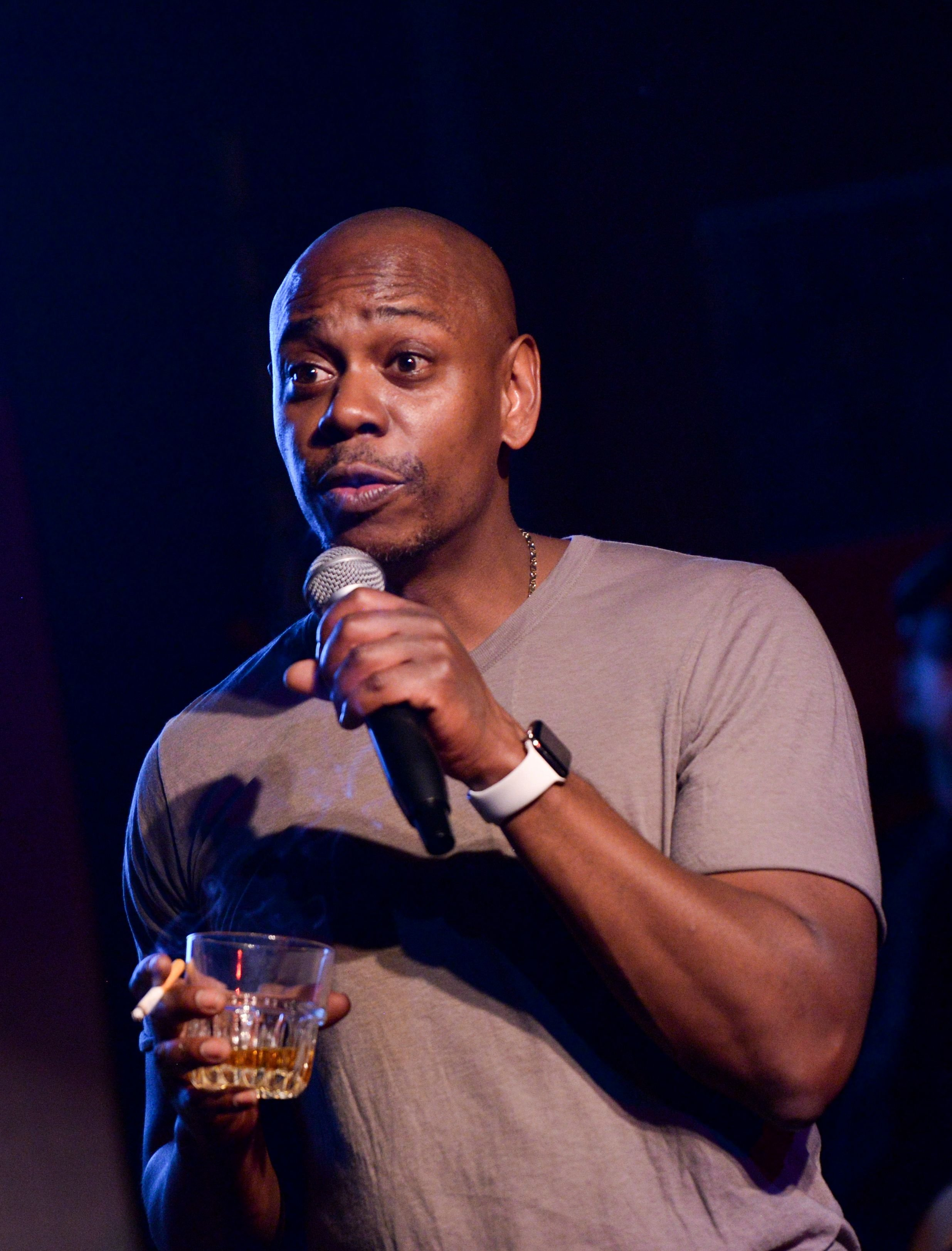 Dave Chappelle performs at The Imagine Ball honoring Serena Williams and benefitting Imagine LA on September 23, 2018 | Photo: Getty Images