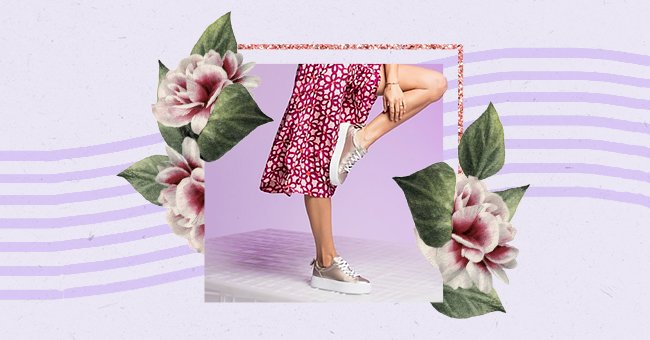 Our Pick: The Best Sneakers To Wear With Summer Dresses
