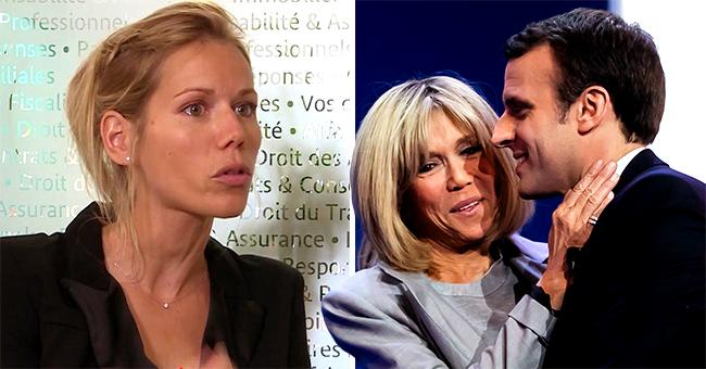 """""""C'est une très belle histoire"""" : Tiphaine Auzière parle de sa mère et d'Emmanuel Macron"""