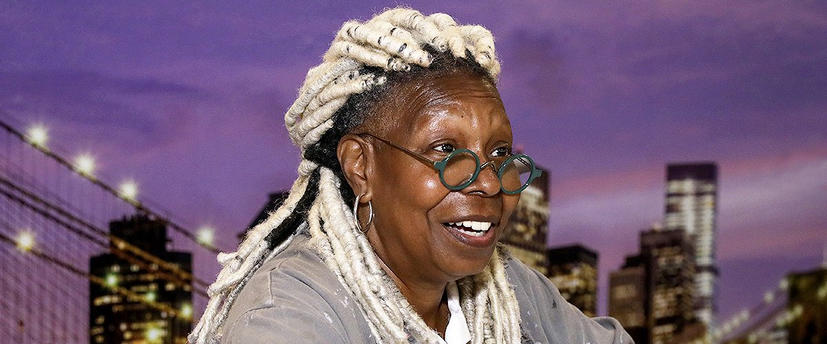 Whoopi Goldberg on the Signs of Getting Old: 'Many Animals and Swollen Feet'