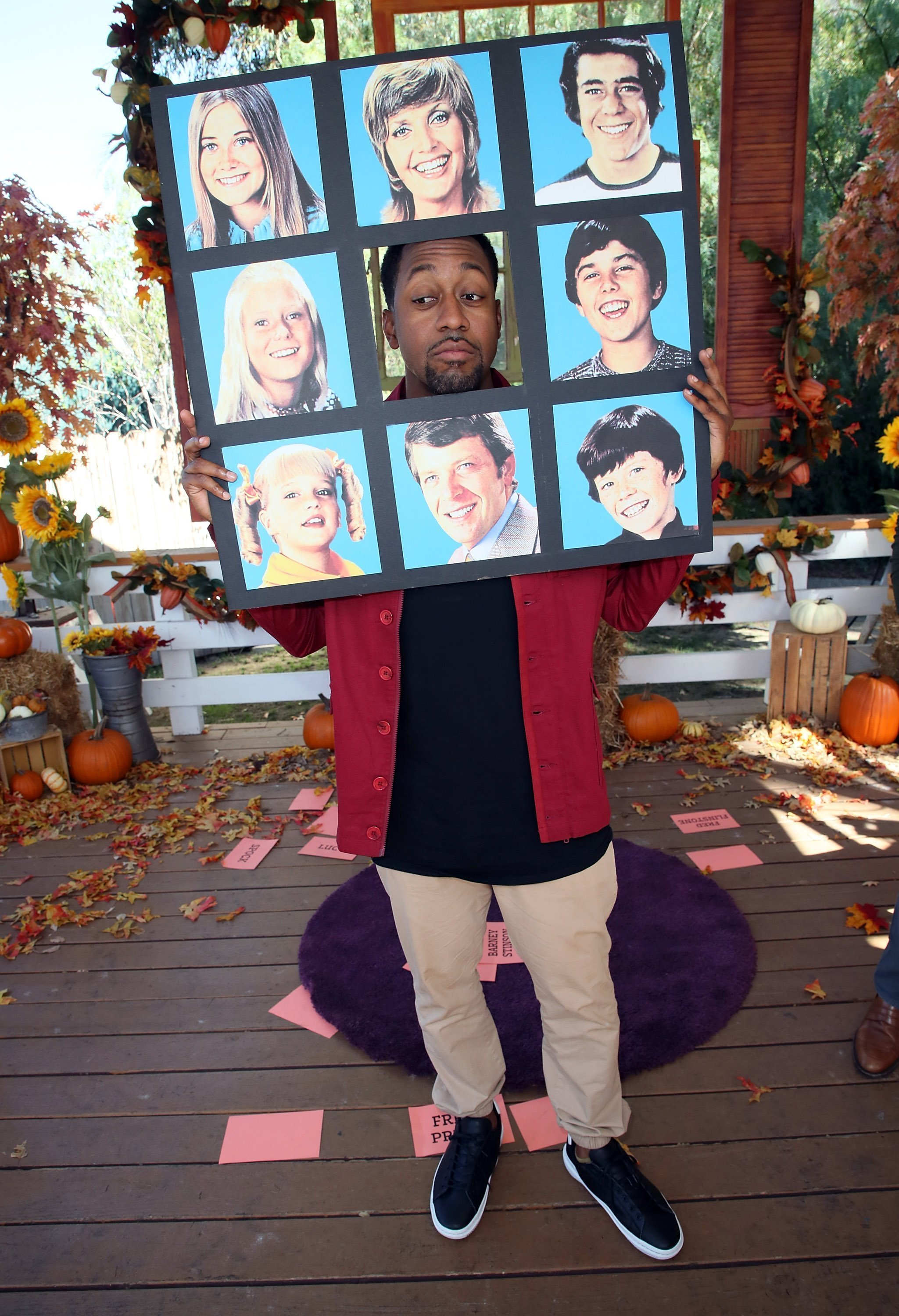 """Jaleel White attends Hallmark's """"Home and Family"""" at Universal Studios Hollywood on September 29, 2017. 