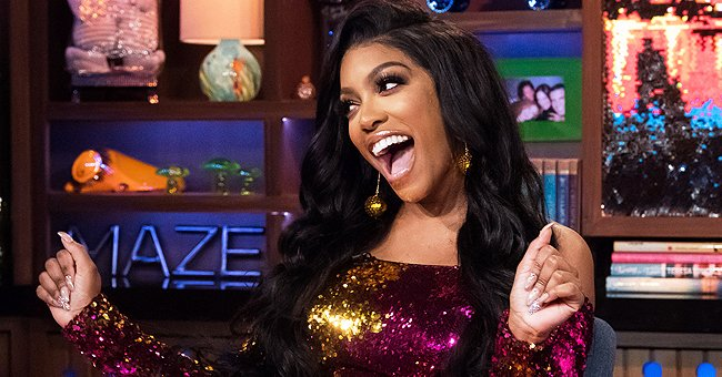 Porsha Williams Says She Is Excited to Be Nominated in the 'Golden Robes' Award Show
