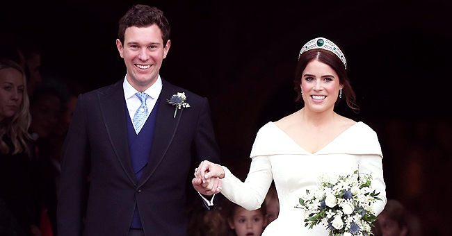 Princess Eugenie Shares Never-Seen-Before Video on Her Wedding Anniversary with Husband Jack