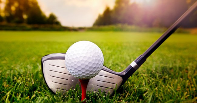 Daily Joke: Moses Gives Jesus Advice during a Big Golf Game