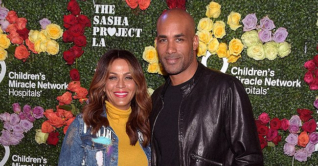 Nicole Ari Parker Celebrates 20 Years since FIrst Meeting Husband Boris Kodjoe with a Sweet Post
