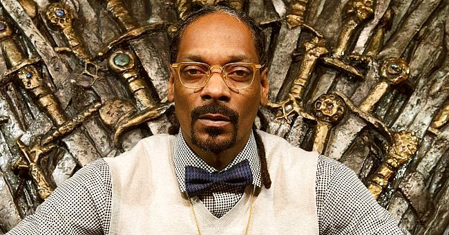 Snoop Dogg Melts Fans' Hearts in a Sweet Photo Kissing His Adorable Granddaughter Cordoba