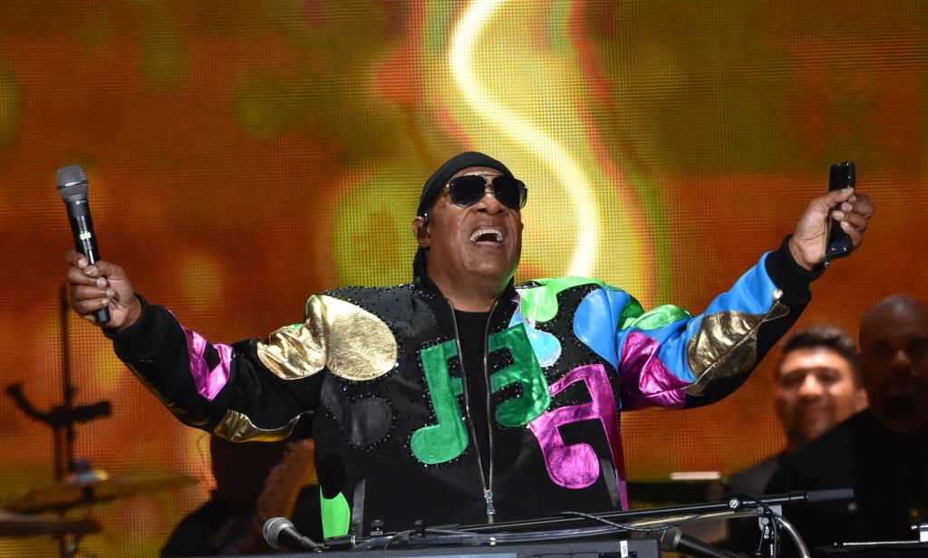 Stevie Wonder performs at Barclaycard Presents British Summer Time Hyde Park on July 6, 2019 in London, England. | Photo: Getty Images