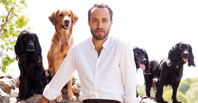 Here Are a Few Tips James Middleton Gave Pet Owners about Traveling with Their Animals