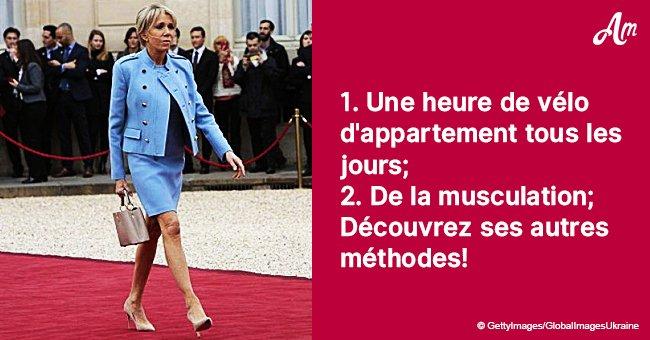 Brigitte Macron, 65 ans : son programme choc pour garder la ligne dévoilé