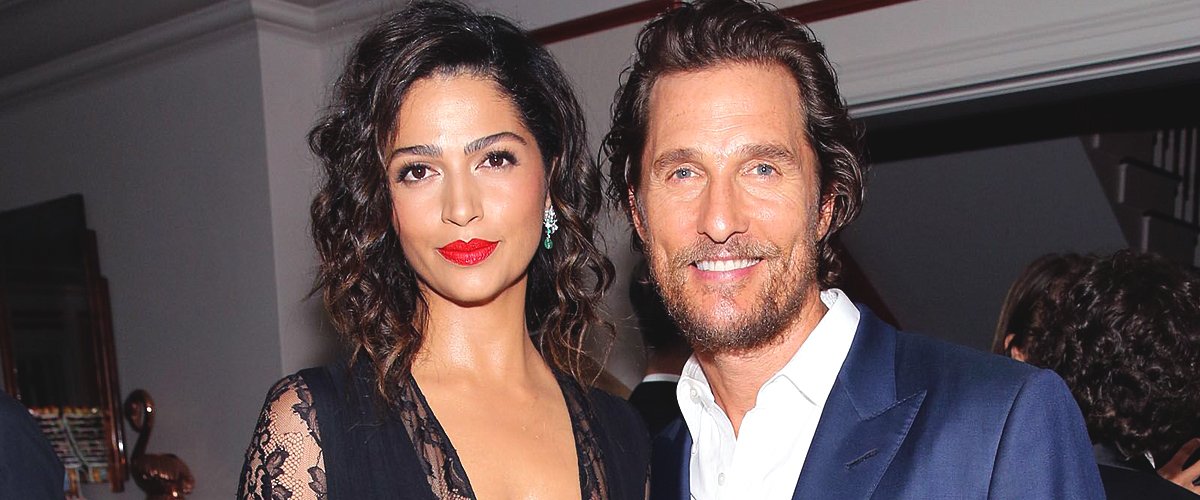 Matthew McConaughey on Meeting His Wife Camila 13 Years Ago: 'I Said, 'What Is That?''