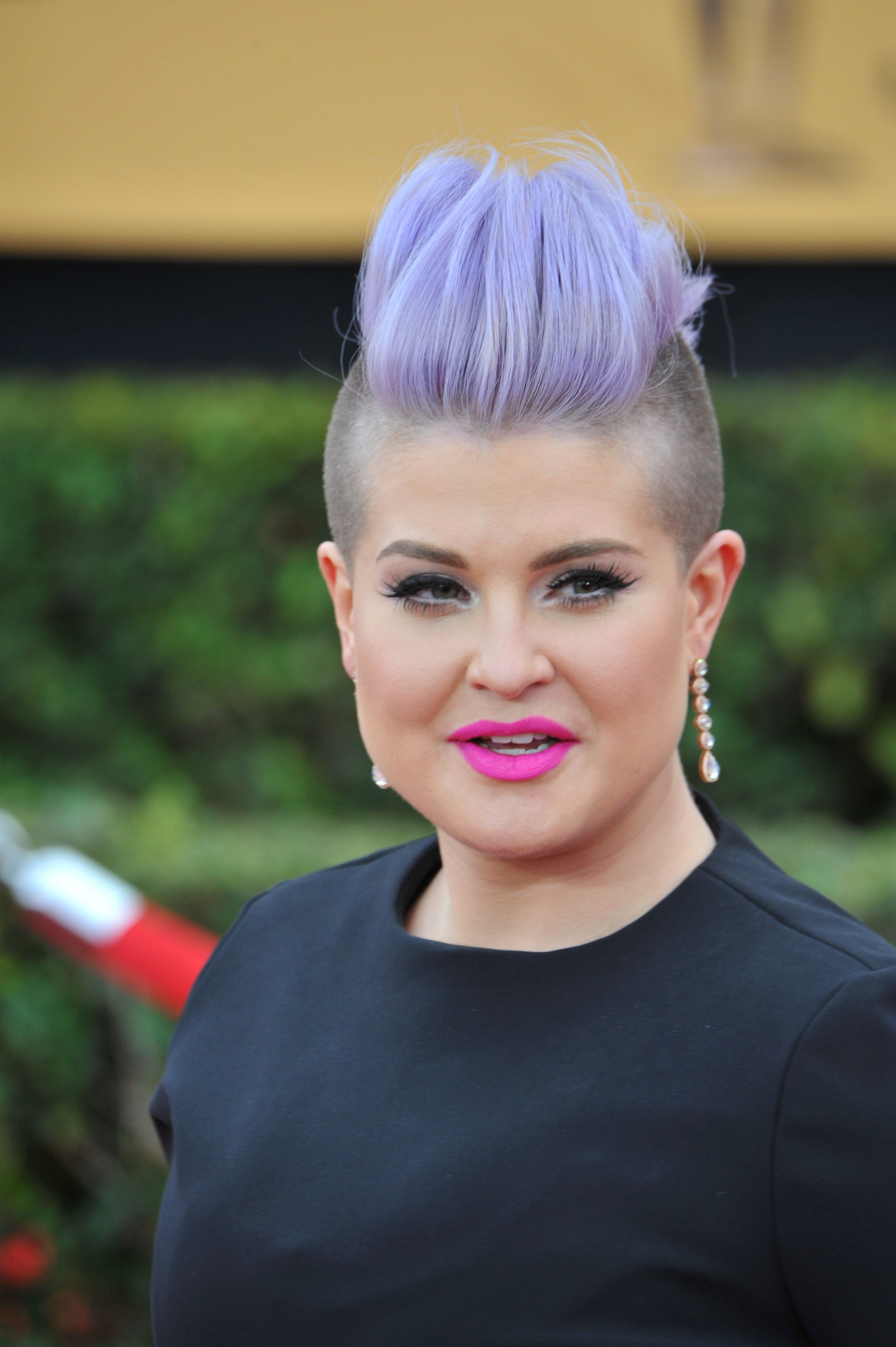 Kelly Osbourne at the 2015 Screen Actors Guild Awards at the Shrine Auditorium. J on January 25, 2015 in Los Angeles   Photo: Shutterstock