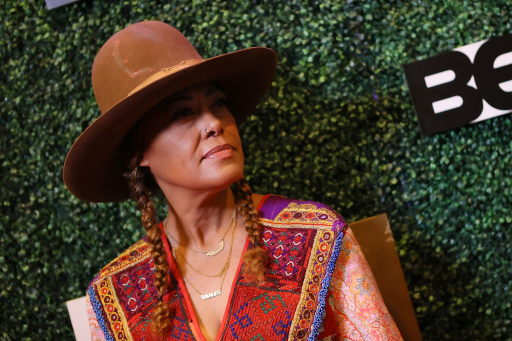 Cree Summer attends The Diaspora Dialogues' 3rd Annual International Women Of Power Luncheon at Arbat Banquet Hall on March 07, 2020 | Photo: Getty Images