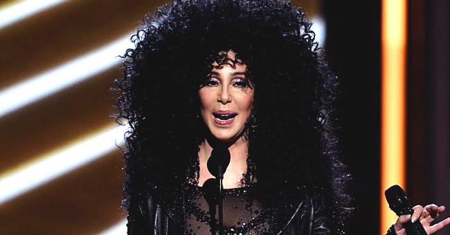 Cher Shares No-Makeup Selfie and Fans Love It