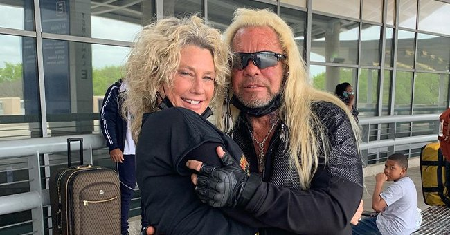 Francie Frane Calls Duane Chapman a Cute Nickname in a Photo Celebrating the End of Winter