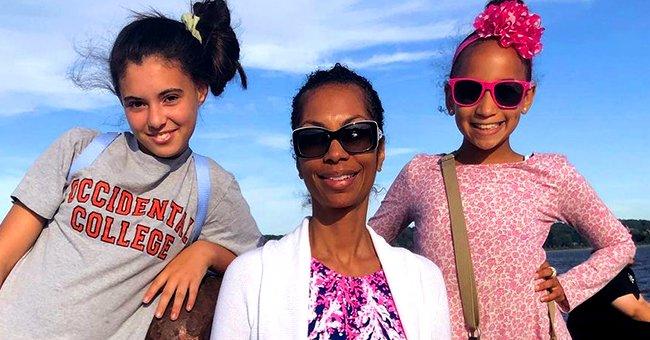 Harris Faulkner Is a Proud Mom of Two — 8 of Her Sweetest Moments With Her Look-Alike Kids