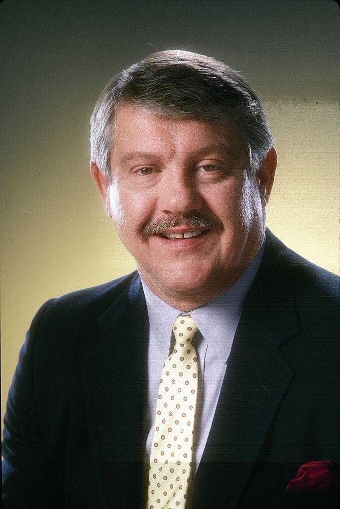 Alex Karras in 1985. I Image: Getty Images.