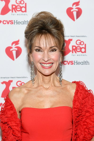 Susan Lucci at Hammerstein Ballroom on February 05, 2020 in New York City. | Photo: Getty Images