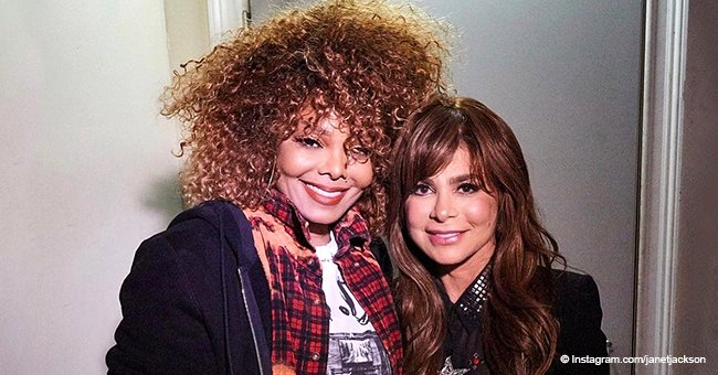Janet Jackson, 52, defies her age, rocking unruly curls at a dance ball in Hollywood
