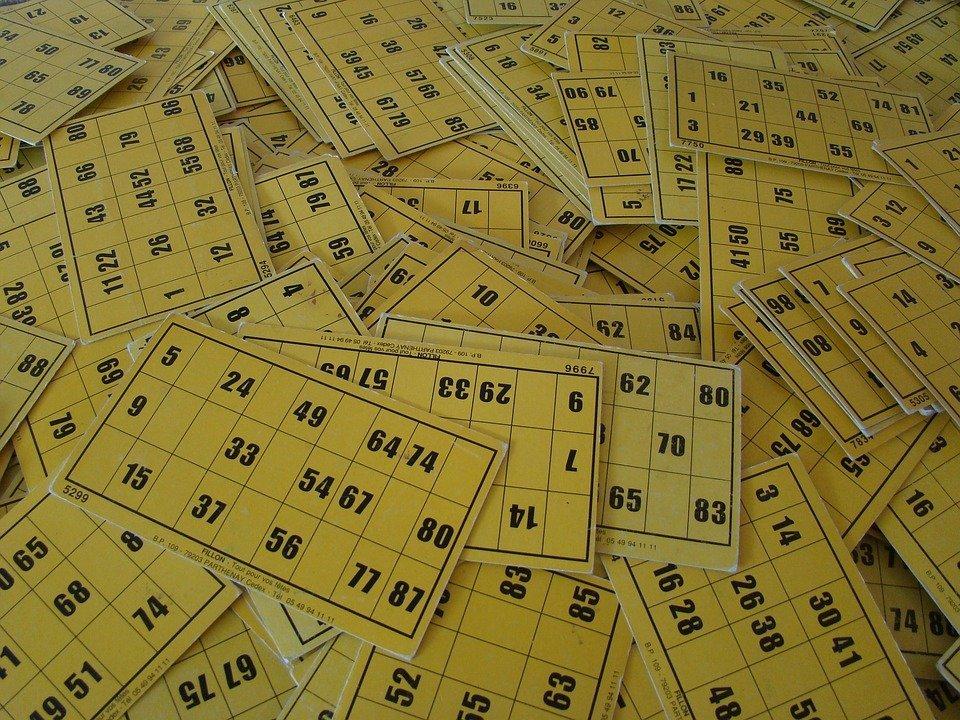 Boletos de lotería.   Imagen: Max Pixel