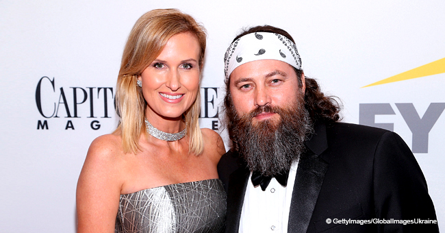 Korie and Willie Robertson's Handsome Son Is All Grown up