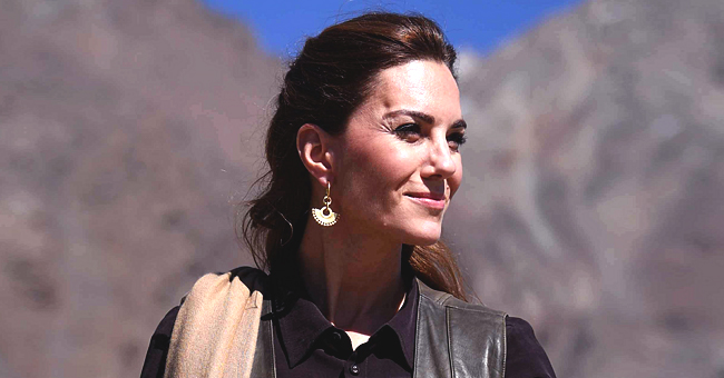 Kate Middleton Gives First-Ever TV Interview While Talking about Royal Tour of Pakistan with Prince William